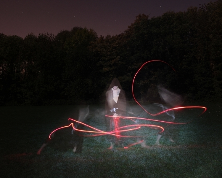 Play light - photography, lightpainting - poizo | ello