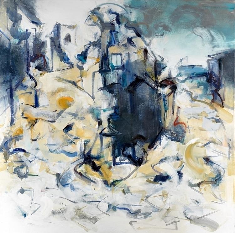 Saramago Jose), Oil enamel line - ritchard27 | ello