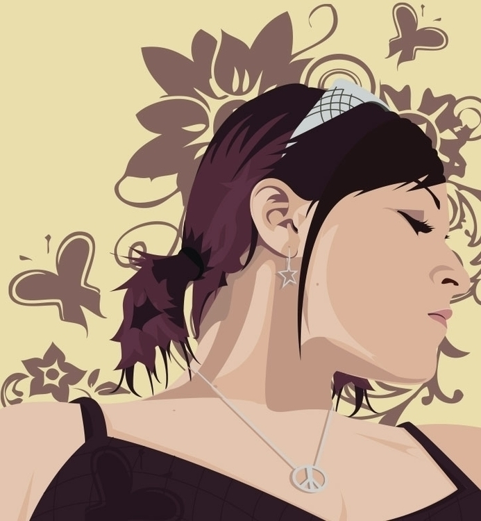 illustration, fashion - katiecalaway   ello