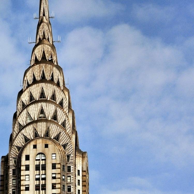Chrysler Building, NYC - erikaliveta - erikaliveta | ello