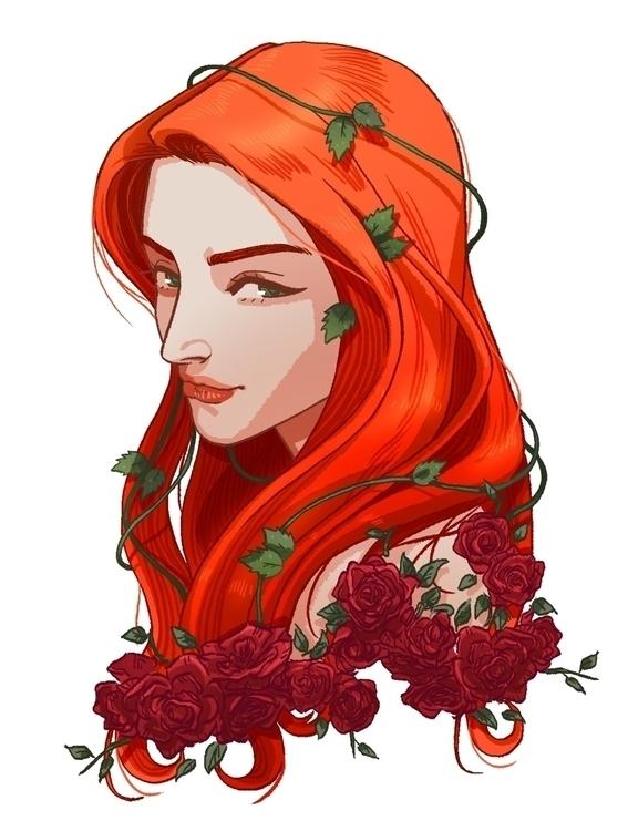 Poison Ivy - poisonivy, dcu - awrugro | ello