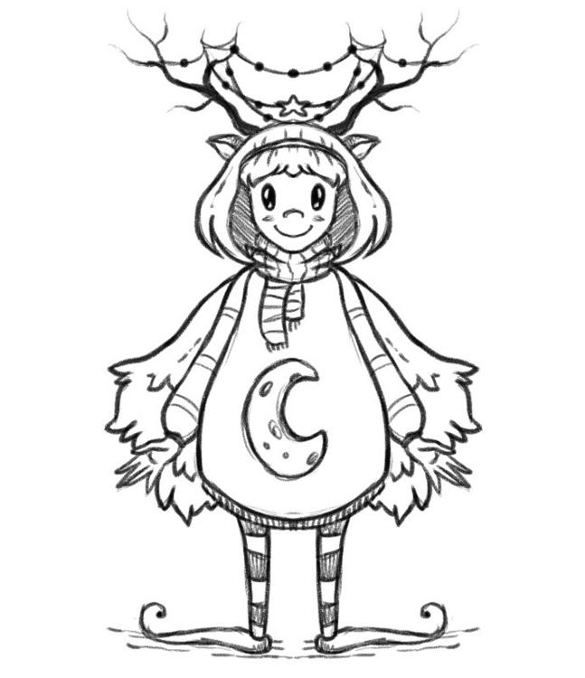 Owly Channel Character Creation - zita-3948 | ello