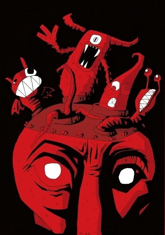 sleep reason - illustration - pittrorotelli | ello