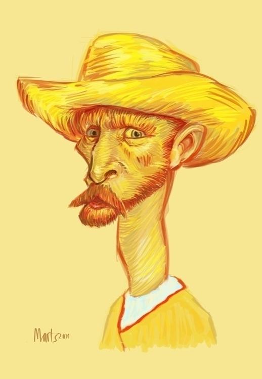 Vincent Van Gogh - vincentvangogh - marts-1415 | ello