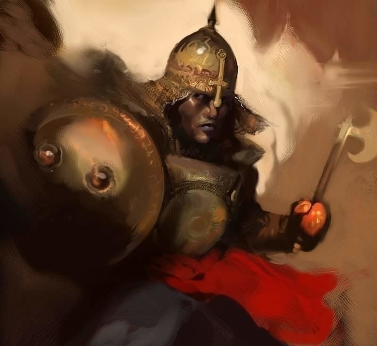 Art board game - illustration, characterdesign - manuelaquinoart | ello