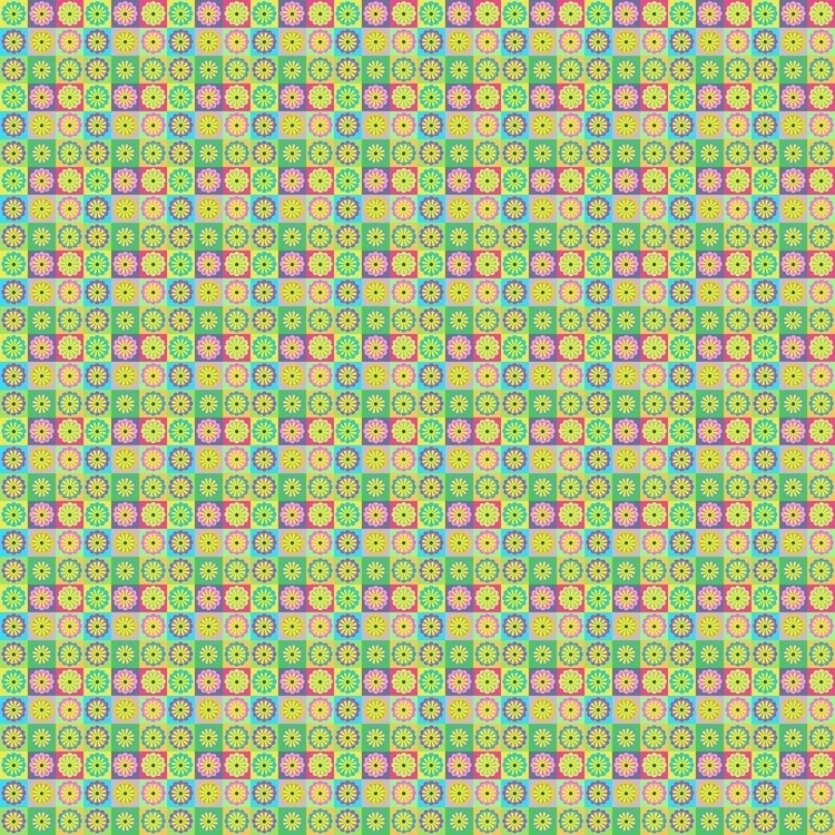 Psychedelic - pattern, patterndesign - fatimaongleo   ello