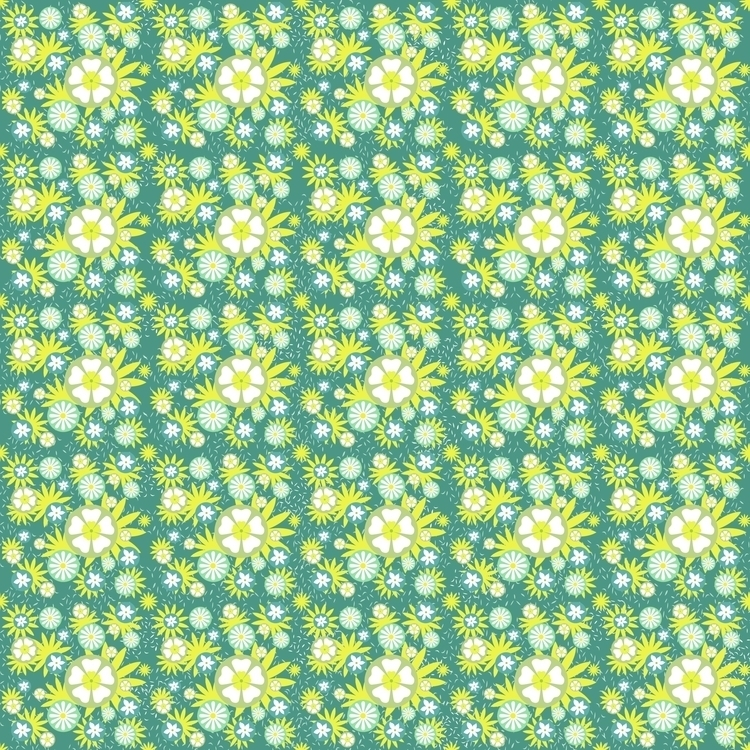 Symphony - patterndesign, pattern - fatimaongleo   ello