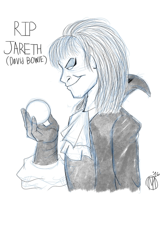 Rest peacefully, Jareth - illustration - mbthomas-9597 | ello