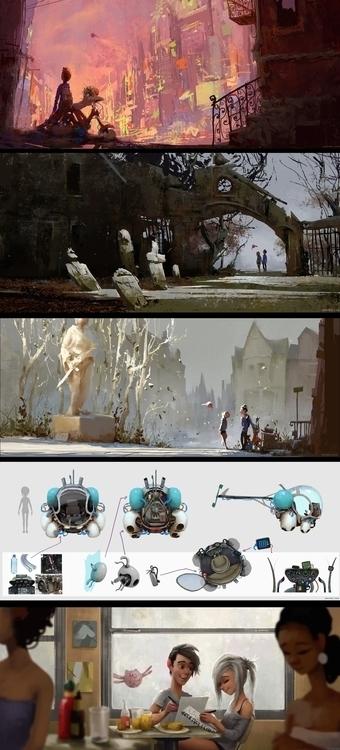 Portfolio - visualdevelopment - zacretz | ello