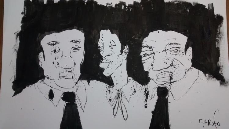 illustration, drawing - garufa | ello