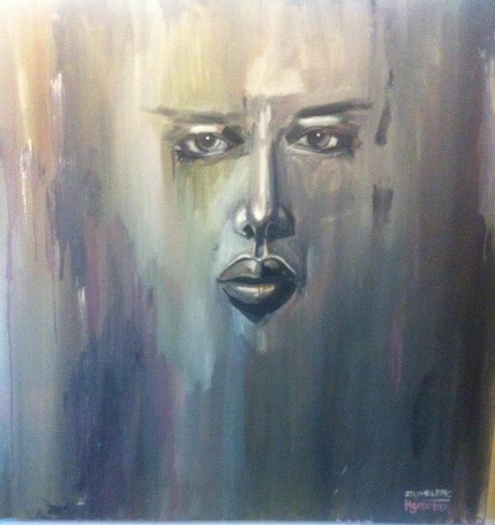 dark - painting, painting - itumelengkgobokoe | ello