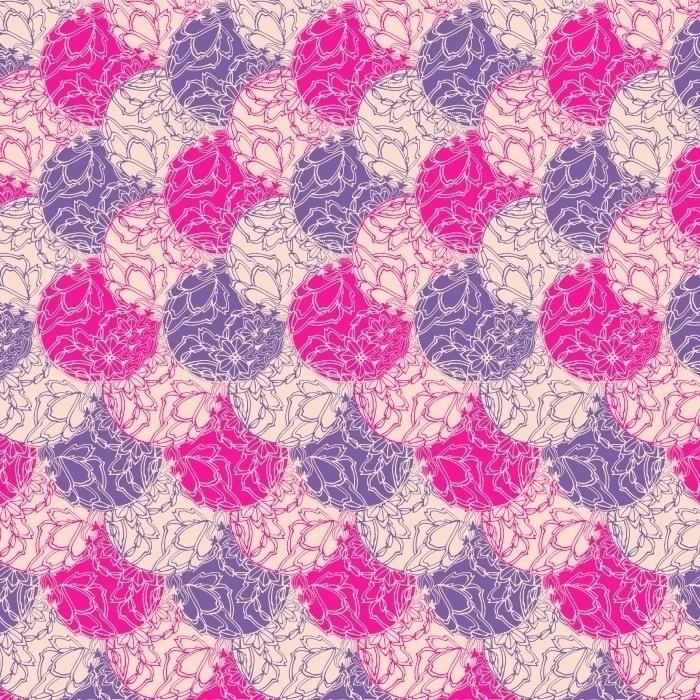 Pink + Purple Spheres 2015 - surfacedesign - amyconsolo | ello