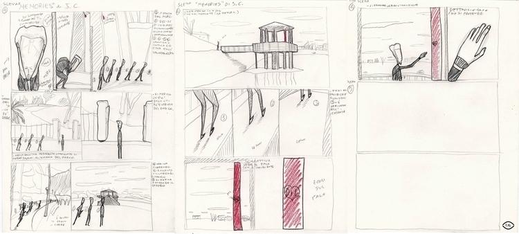 Scene 4 Collaboration: Storyboa - fagfedericaaglietti | ello