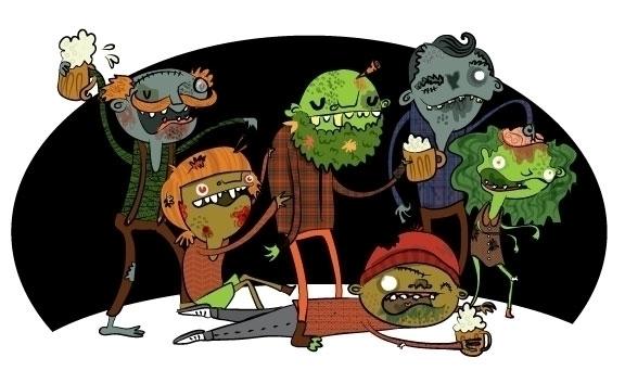 Zombie Crawl - lydiajean-2936 | ello