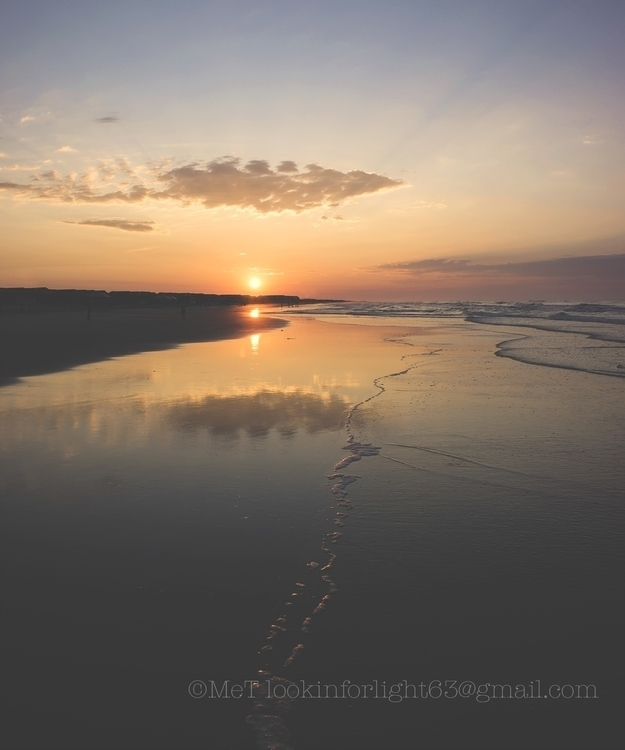 Sunrise Sunset Beach - photography - lookinforlight | ello