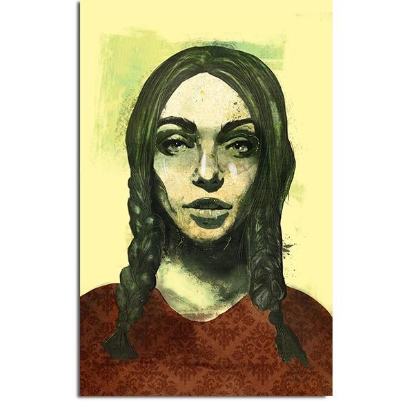 Zhenya Katava portrait. Part Sl - cichecki | ello