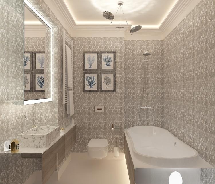 3d, interior, design, interiordesign - ibrk | ello