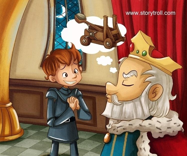 children'sillustration, children'sbook - wenfancy   ello