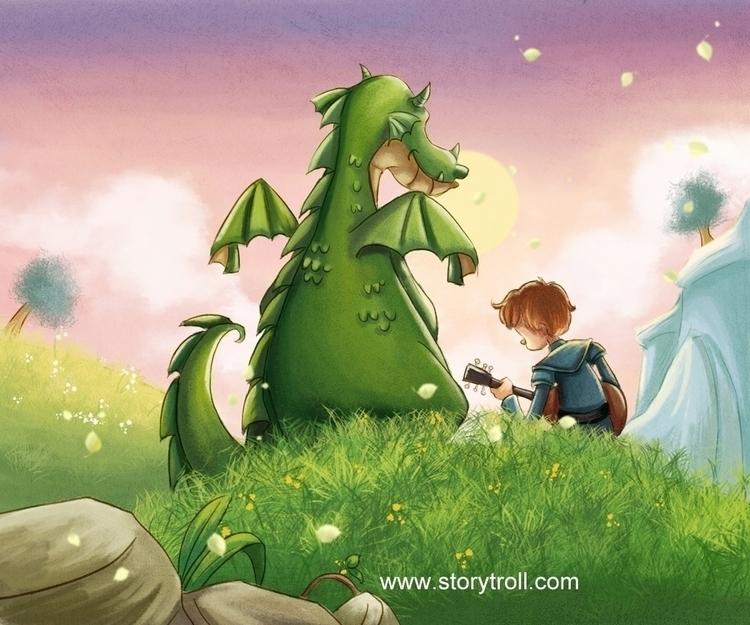 characterdesign, children'sillustration - wenfancy   ello