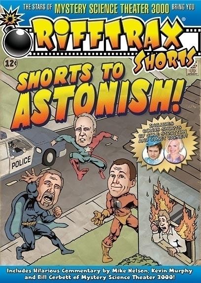 Shorts Astonish original illust - jasonmartin-1263 | ello