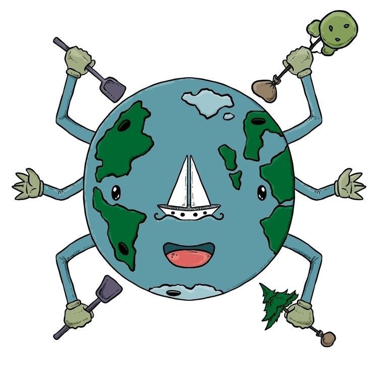 Happy EARTH DAY 2016 ! Speedpai - zita-3948 | ello