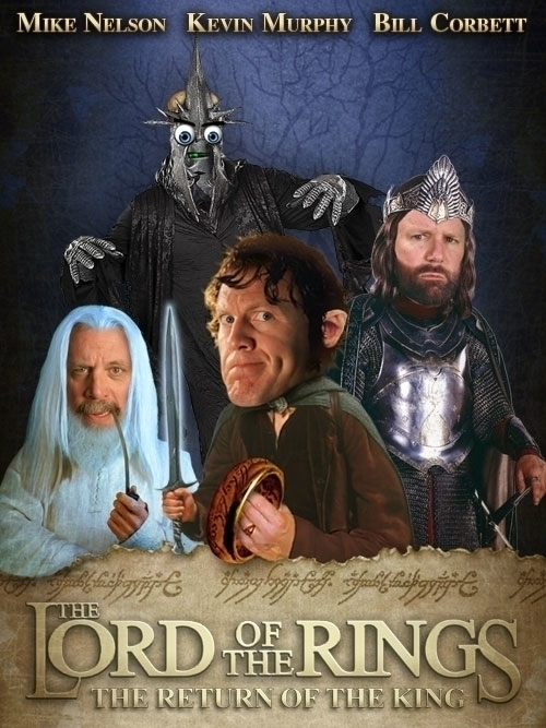 RiffTrax: Lord Rings - Return K - jasonmartin-1263 | ello