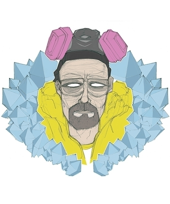 Walter White - BreakingBad, WalterWhite - scotty_beanz   ello