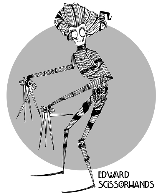 Edward Scissorhands - edwardscissorhands - scotty_beanz | ello