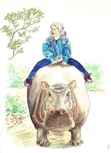 illustration, children'sillustration - gemmastekelenburg | ello