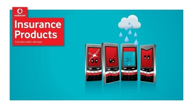 Vodacom - illustration, conceptart - paulvosloo | ello