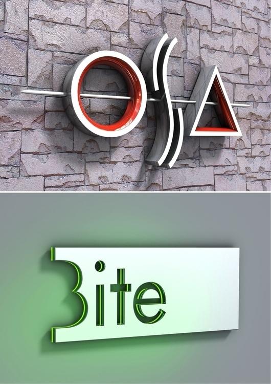 Restaurants - design, logodesign - paulvosloo | ello