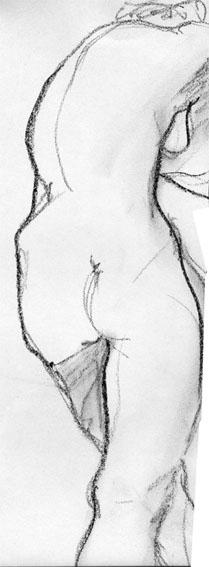 illustration, drawing, nude, sketch - cs-2874   ello