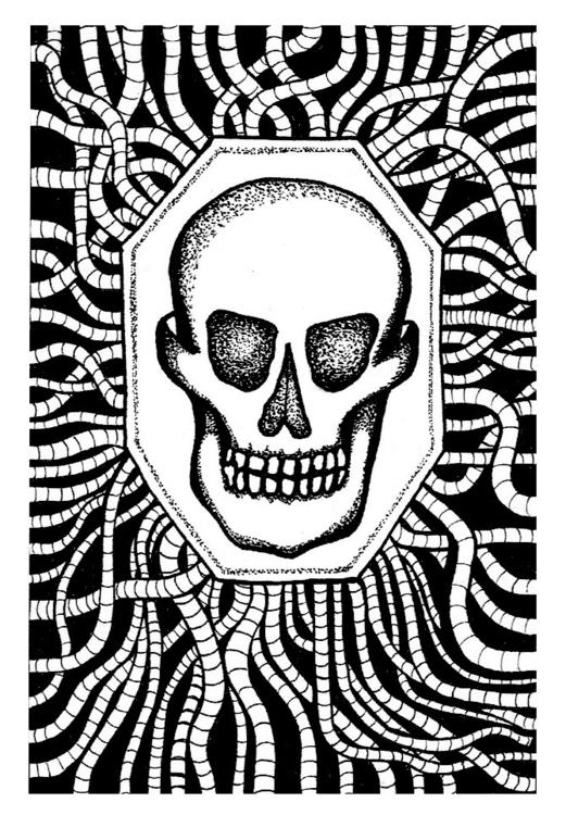 Inktober 2015 Day 6 - illustration - stephencunniffe | ello