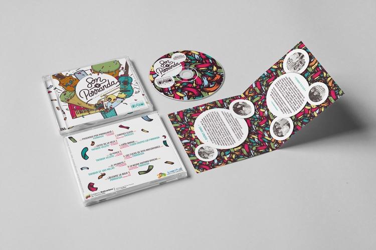 artwork, cdcover - samuelheredia | ello