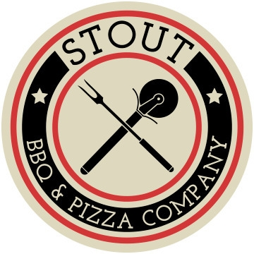 Logo Stout BBQ Pizza Company - graphicdesign - kevinallen-5044 | ello