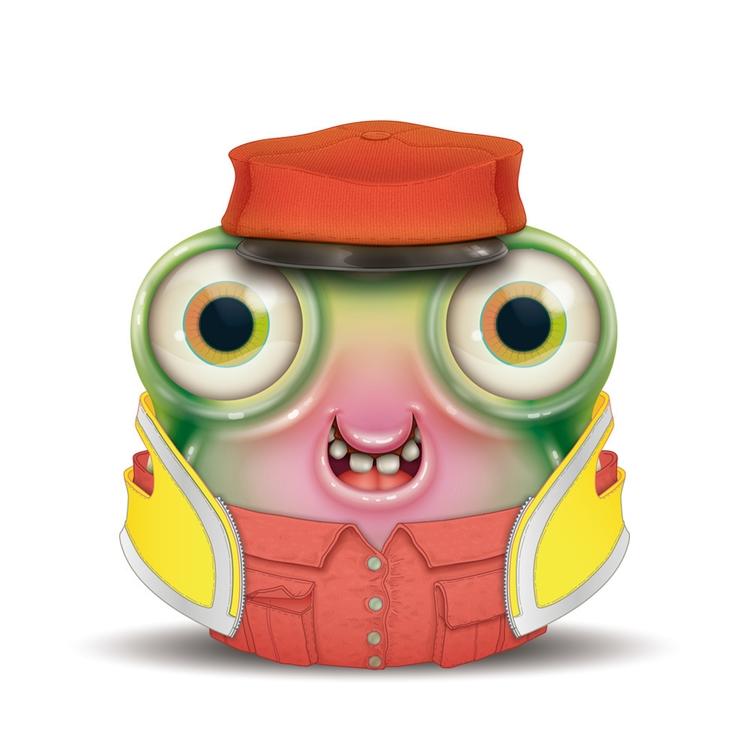 Character design mobile game Je - jaakkomehtala | ello