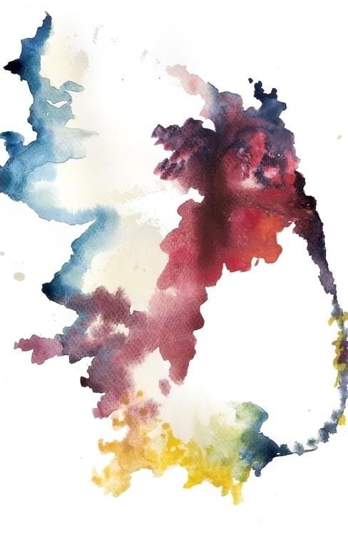 splash, painting - devangari-8254   ello