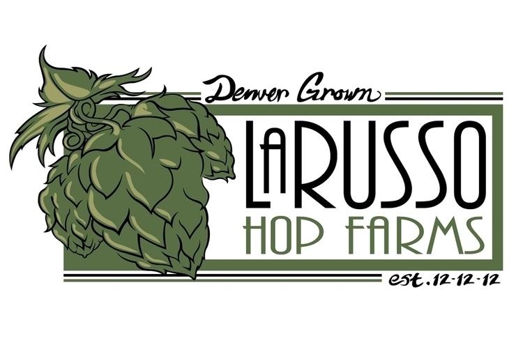 Logo LaRusso Hop Farms - graphicdesign - kevinallen-5044 | ello
