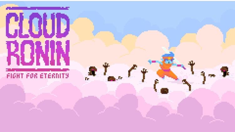 Cloud Ronin - Fight Eternity - illustration - planckpixels | ello