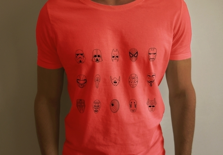 icons, icon, mask, masks, set - dani_p | ello