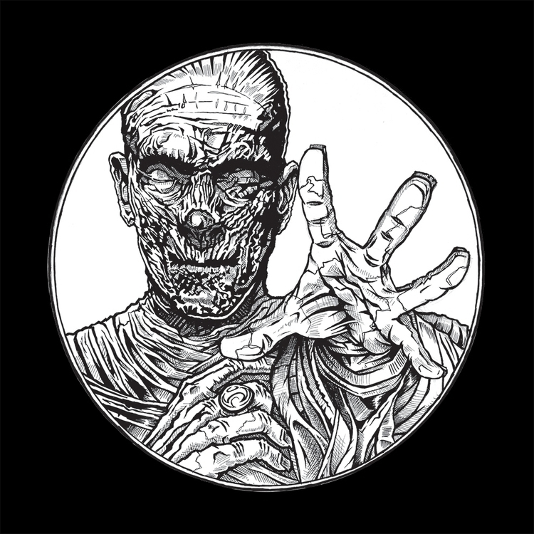 Universal Monsters Coin Project - robertmarkham | ello