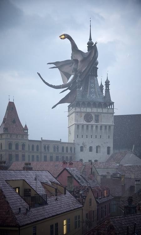 Dragon Sighisoara - Final Rende - viniciuspaciello | ello