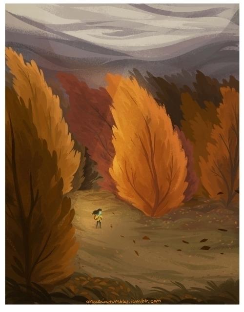 home school - illustration, digitalart - mariavitan   ello