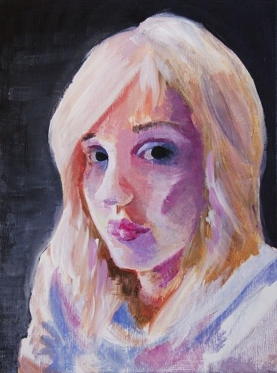 Autoportret 2011 - ahabashi | ello