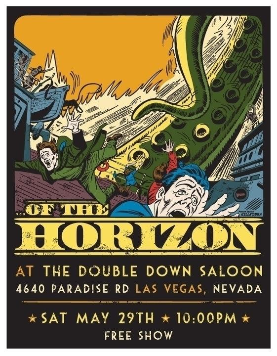 Horizon - sideart | ello