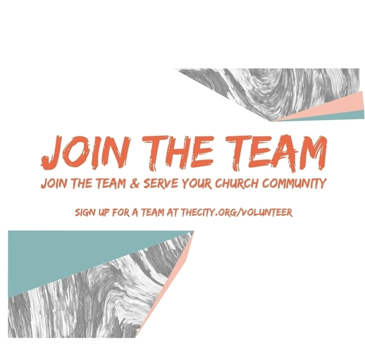 Join Team event flyer City Chur - torresj | ello