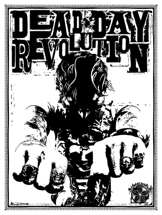 Dead Day Revolution - sideart | ello