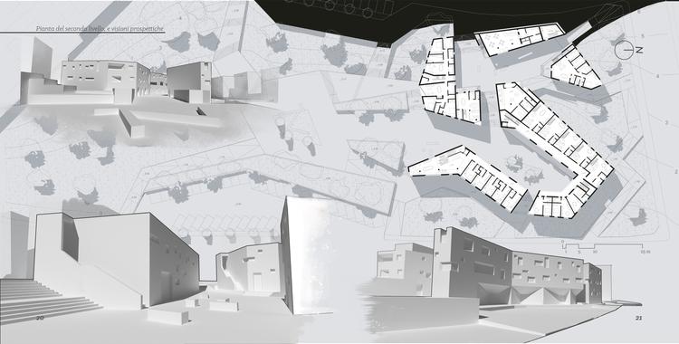 architecture, 3d - pompeo-1445 | ello