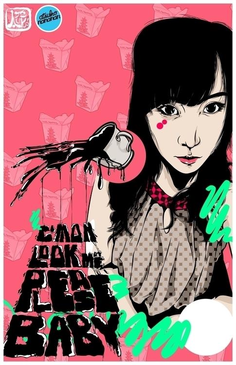 full project - art, drawing, illustration - atsukosan-3588   ello