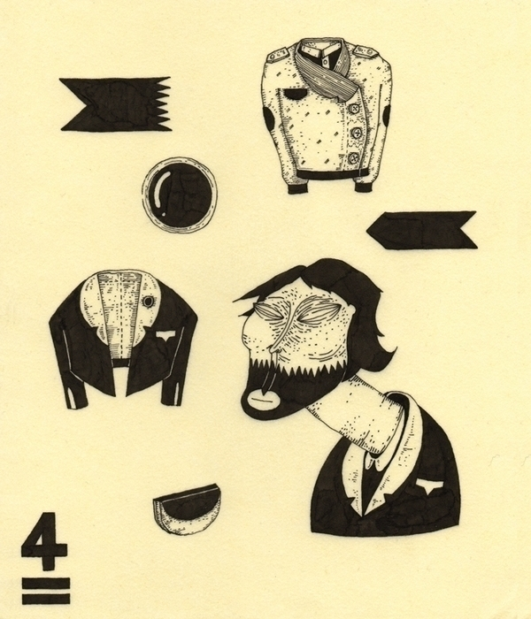 4 - illustration, drawing, rapidograph - marinamilanovic-2473 | ello